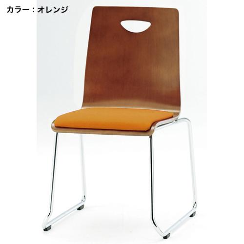 スタッキングチェア RM-2 肘なし ミーティング 食堂 ルキット オフィス家具 インテリア