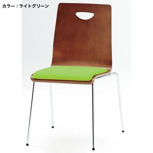 【全品P5倍6/10 13時~17時&最大1万円クーポン6/11 2時まで】スタッキングチェア RM-4 肘なし ミーティング 椅子