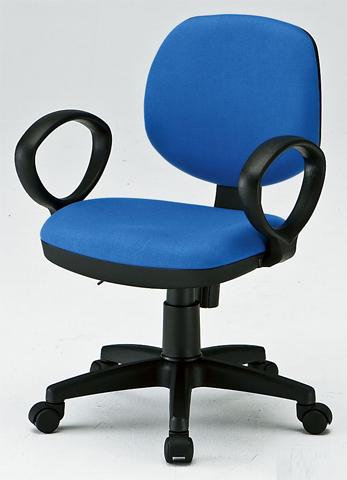 チェア FST-51A 椅子 デスクチェアー キャスター付き 肘付き