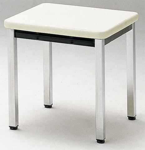 サイドテーブル F-2CT 正方形 電話台 ミニテーブル LOOKIT オフィス家具 インテリア