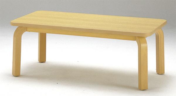 センターテーブル FTV-126 応接室 リビング 来客用 ルキット オフィス家具 インテリア