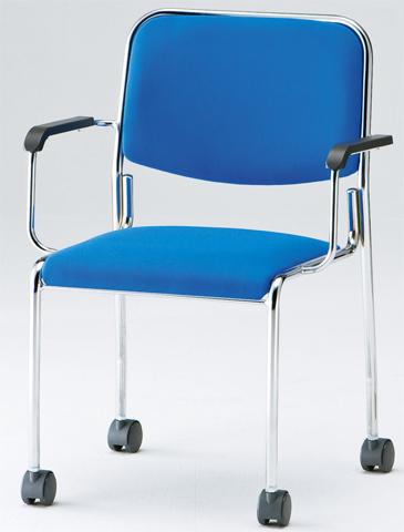 ミーティングチェア FSX-K4A 打合せ セミナー 椅子