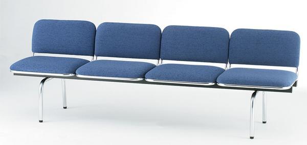 【6月3日9:59まで最大5千円OFFクーポン配布】ロビーチェア FUL-4 長椅子 エントランスホール