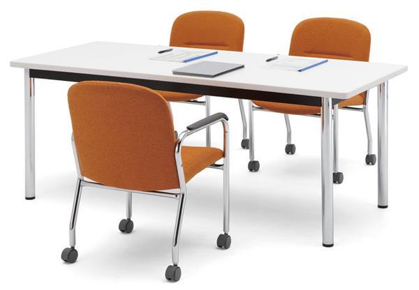 ミーティングテーブル PTC-1890 会議用 打合せ 会社 LOOKIT オフィス家具 インテリア