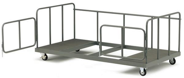 台車 FDT-900 折り畳みテーブル 収納 運搬用 カート