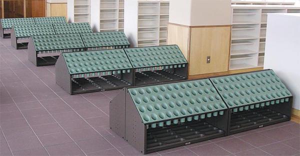 傘立 UB-285-212 省スペース 置傘 玄関 昇降口 カサ LOOKIT オフィス家具 インテリア