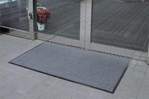 除塵用マット MR-034-250 屋内 通路 足ふき 靴ふき ルキット オフィス家具 インテリア