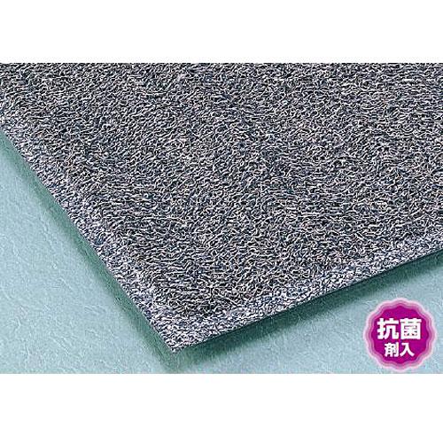 除塵用マット 120cm×6m ふちなし 玄関 MR-139-458 ルキット オフィス家具 インテリア