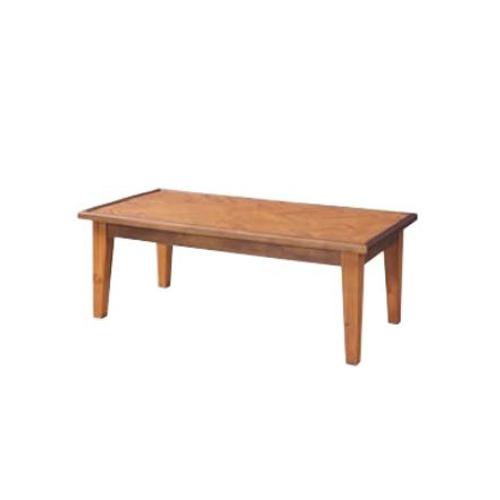 【11/15限定最大1万円クーポン&カード利用でポイント5倍】 センターテーブル 天然木テーブル ローテーブル リビングテーブル 木製テーブル 角型テーブル リビング 居間 おしゃれ 北欧 ノック GT-872