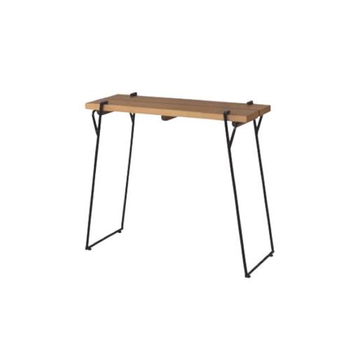 【4月9日20:00~16日1:59まで最大1万円OFFクーポン配布】 デスク 高さ70cm 平机 天然木 木製テーブル 角型テーブル ワークテーブル 作業机 作業テーブル ナチュラル 北欧 モダン おしゃれ NW-173