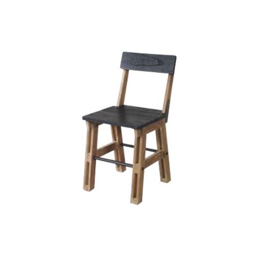 ダイニングチェア 天然木 木製チェア 肘なしチェア デザインチェア 北欧 おしゃれ モダン チェア 椅子 食卓 リビング 居間 アイザック NW-851C