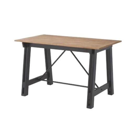 ダイニングテーブル 幅120cm 木製テーブル 天然木 長方形テーブル 角型 北欧 食卓 ナチュラル テーブル おしゃれ アイザック NW-852T
