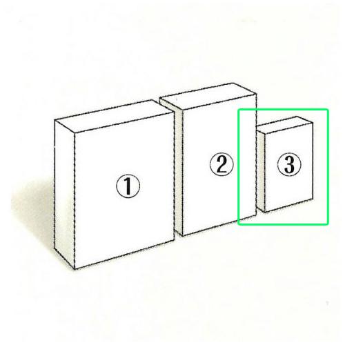 【最大1万円クーポン5/9 20:00~5/16 1:59】DF-8A専用 梱包箱 小 4000箱セット 【DF-8A用オプション】 DF-8A3-BOX-S