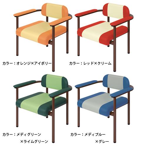 ダイニングチェア 椅子 腰掛け 家具 TB-1268-02 送料無料 LOOKIT オフィス家具 インテリア