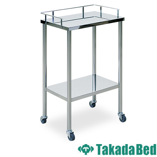 ★40%OFF★ ワゴン TB-70-01 カート ステンレス器械卓子
