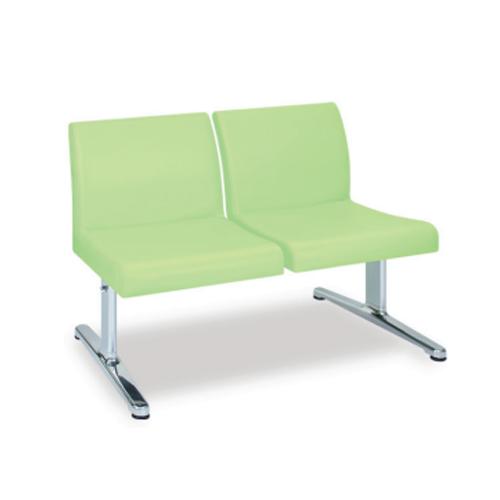 ロビーチェア 2人掛け 長椅子 ベンチ TB-1144-01 送料無料 LOOKIT オフィス家具 インテリア