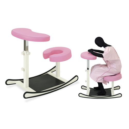 陣痛緩和チェアー 妊婦用 椅子 産婦人科 妊婦 日本製 人気 TB-1063 送料無料