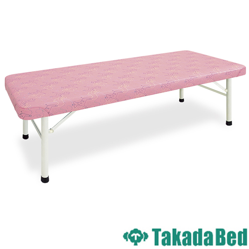 施術台 TB-516 カラフル ベッド 診察台 レザー 送料無料 LOOKIT オフィス家具 インテリア