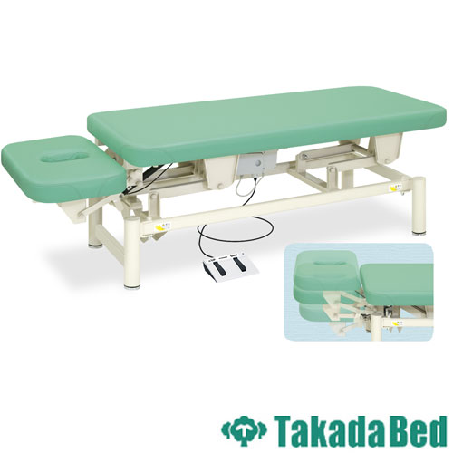 電動昇降台 TB-892 施術 治療 診察台 ベッド 送料無料 ルキット オフィス家具 インテリア