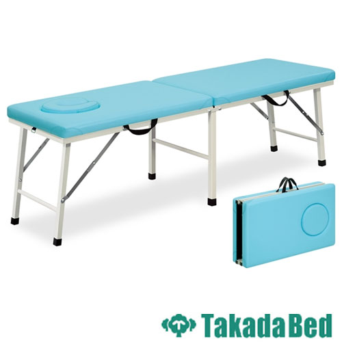 ポータブルベッド TB-270 折り畳み 持ち運び 送料無料 LOOKIT オフィス家具 インテリア