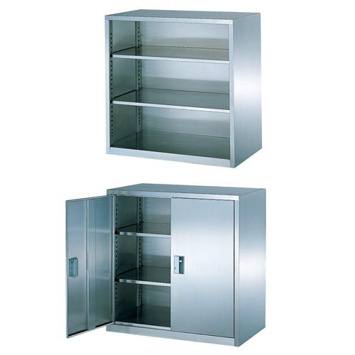 オープン書庫 両開き書庫 セット A4 BSU-99PS3 LOOKIT オフィス家具 インテリア