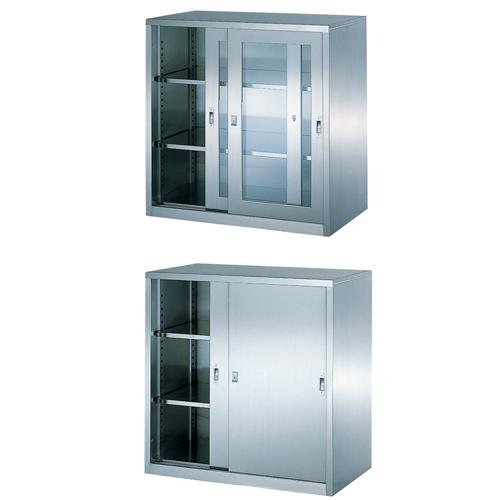 ガラス引戸書庫 引戸書庫 セット 本棚 BSU-99HGS LOOKIT オフィス家具 インテリア