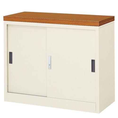 スチール引戸書庫 BER-ST14T(N) 1列3段 書棚 A4 ルキット オフィス家具 インテリア
