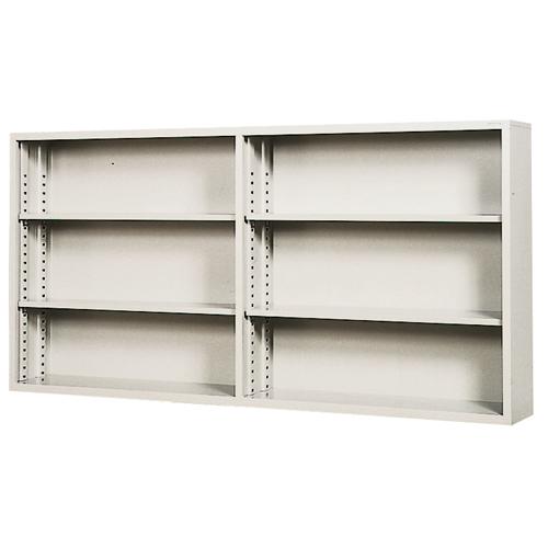 オープン書庫 スチール書棚 本棚 日本製 BR-0323 ルキット オフィス家具 インテリア