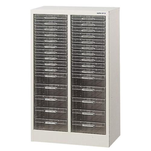 レターケース 2列15段 キャビネット CFA4-25210C ルキット オフィス家具 インテリア