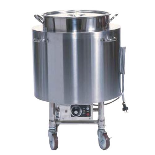 電気スープウォーマーカート 丸型 厨房機器 ウォーマー 電気保温器 調理機器 電気式 厨房 キッチン 業務 レストラン キャスター 1/1.5kW OTR-500 ルキット オフィス家具 インテリア