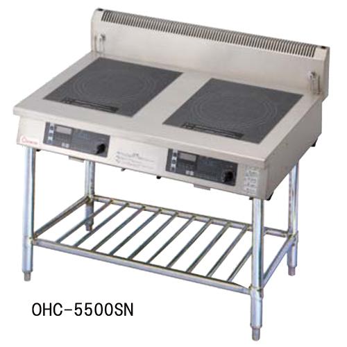 ★送料無料★ 電磁調理器 OHC-3000SN スタンド型 電磁調理器 LOOKIT オフィス家具 インテリア