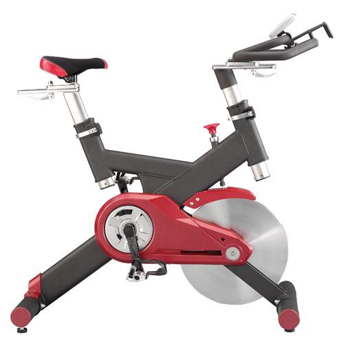 送料無料 スピンバイク 電動 準業務用 組立設置費無料 1年保障 エアロバイク フィットネスバイク ダイエット トレーニング SB702-3260 ルキット オフィス家具 インテリア