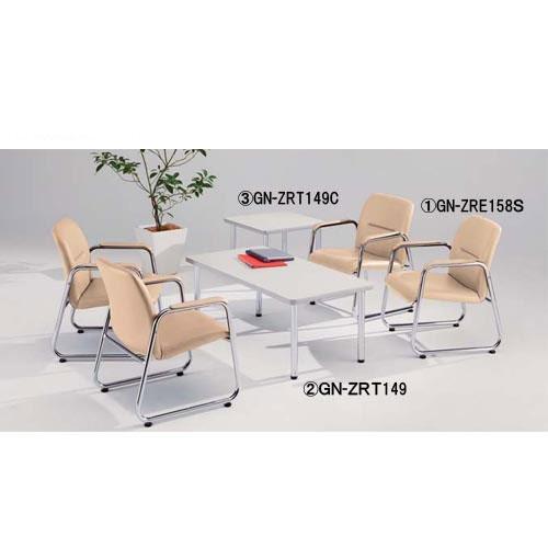 チェア4点セット プレジデント 高級 ZRE158SF-4S LOOKIT オフィス家具 インテリア