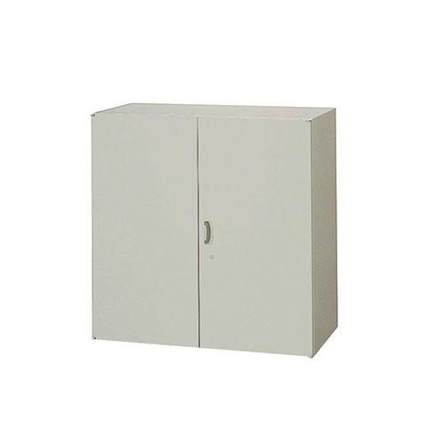 両開き書庫 収納 ファイル 書類 棚 NWS-0909K-AW LOOKIT オフィス家具 インテリア
