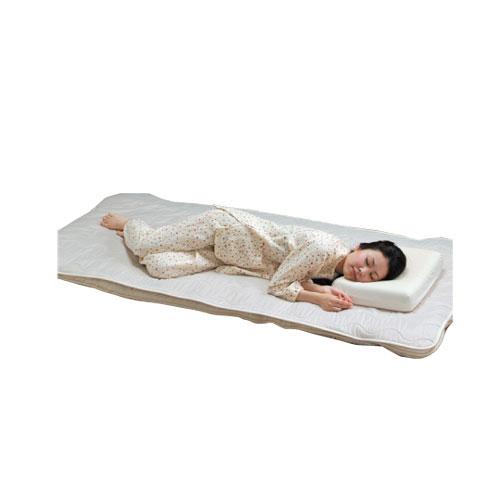 ★送料無料★ 敷きパッド シングル ベッドパッド あったか 日本製 蓄熱 岩盤浴 遠赤外線 KY1017