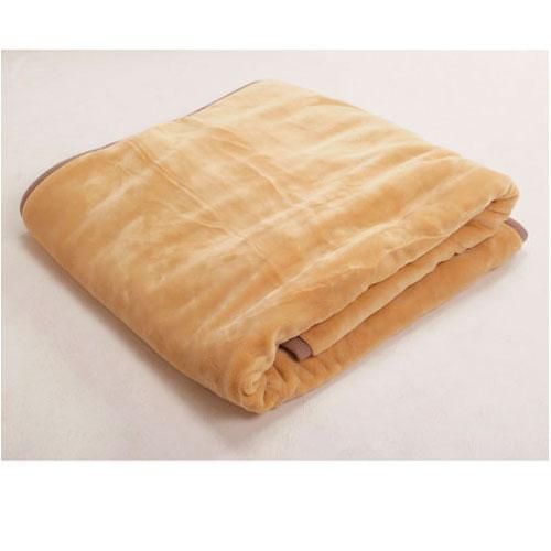 ★送料無料★ 掛け毛布 シングル 毛布 あったか日本製 遠赤外線 蓄熱 ヒートレイ プレミアム掛け毛布 KY1079 LOOKIT オフィス家具 インテリア