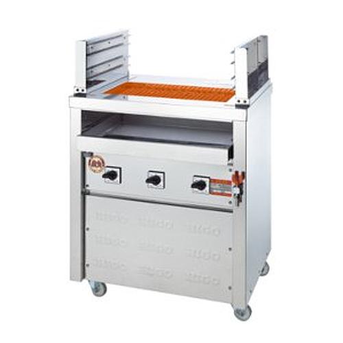 電気グリラー 焼物料理 炉端焼き 業務用 3H-210Y LOOKIT オフィス家具 インテリア