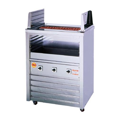 電気グリラー ヒゴグリラー 床置型 焼物 3H-210