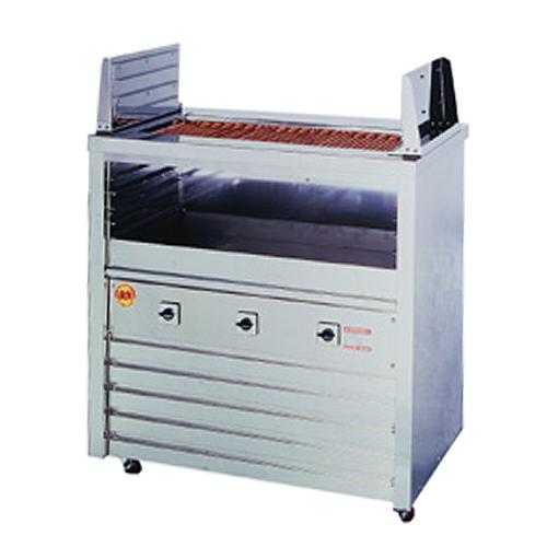 電気グリラー 上下焼き 飲食店 焼き物 3H-221 LOOKIT オフィス家具 インテリア