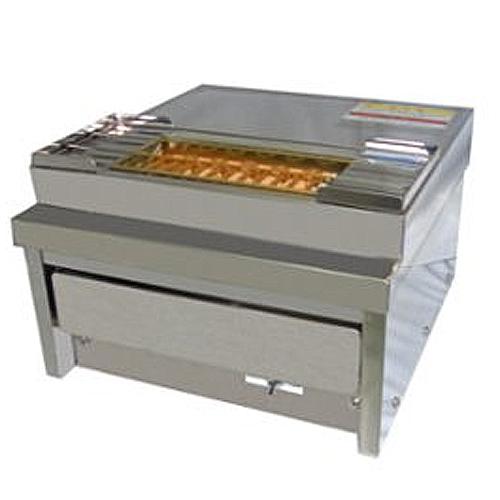 電気グリラー 卓上型 コンパクトグリラー KP-100 LOOKIT オフィス家具 インテリア