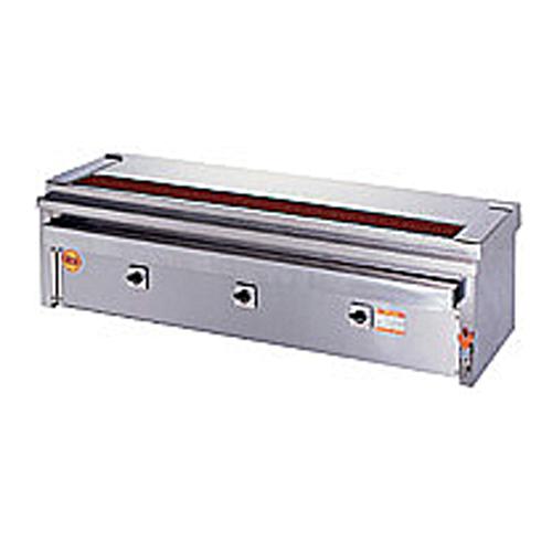 電気グリラー 炭火焼き風 焼きとり用 3P-212KC LOOKIT オフィス家具 インテリア