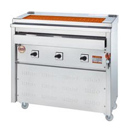 電気グリラー 焼物 大串焼き物器 焼物器 3P-210X LOOKIT オフィス家具 インテリア