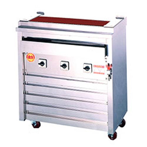 電気グリラー 焼鳥大串タイプ 床置型 3P-209X LOOKIT オフィス家具 インテリア