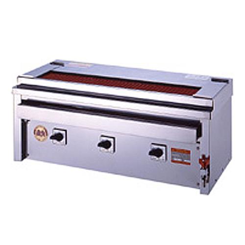 電気グリラー ヒゴグリラー 大串焼き 3P-210XC LOOKIT オフィス家具 インテリア