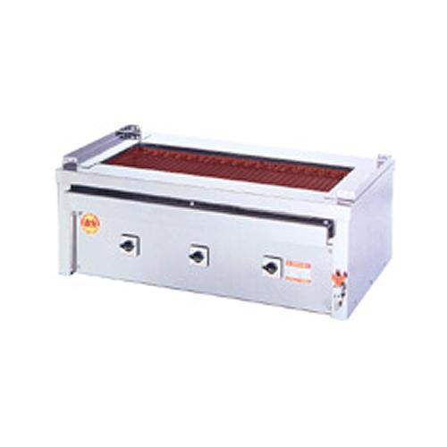 電気グリラー 卓上式 焼物器 近火 遠火 3P-218C ルキット オフィス家具 インテリア