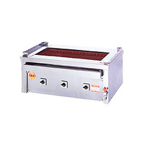 電気グリラー 電気式焼物器 厨房機器 3P-215C LOOKIT オフィス家具 インテリア
