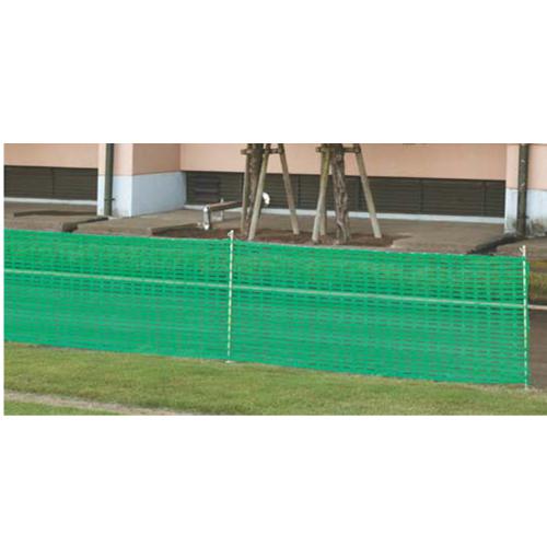 仕切ネット 1m×50m 防球ネット 防護ネット 防風 防塵 簡易仕切りネット 運動会 グラウンド囲い 学校 スポーツ施設 教育施設 グラウンド 運動場 S-0923