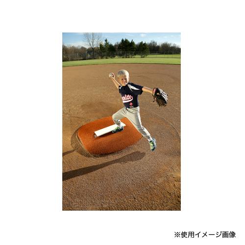 ポータブルピッチャーマウンド 高さ101.6mm 送料無料 人工芝 野球用品 練習 試合 学校 グラウンド 校庭 マウンド 設備 備品 野球 ソフトボール S-0997