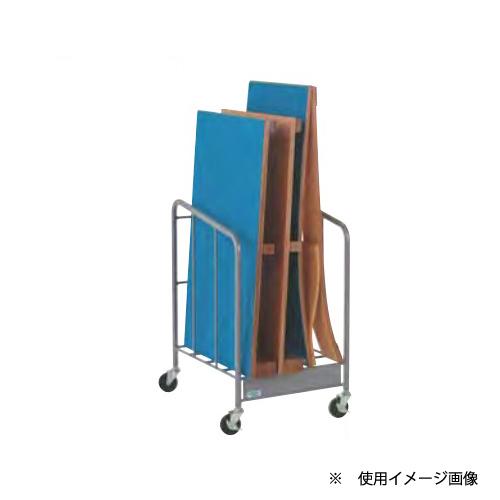 踏切板運搬車 跳び箱備品 体育用品 運搬用 保管用 移動用 ロイター板 踏切板 教育施設 体育倉庫 スポーツ施設 日本製 S-8026