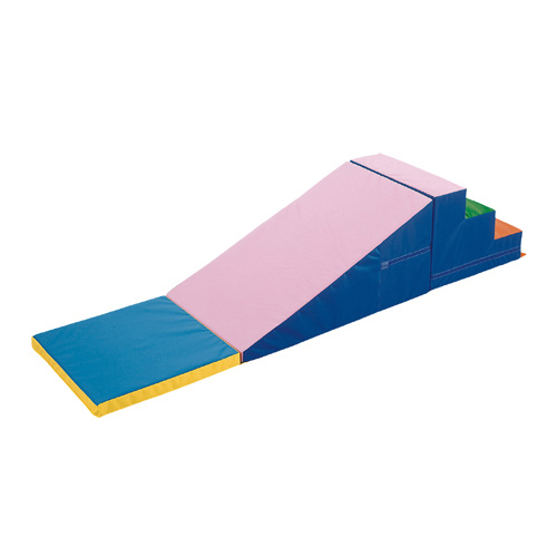 ソフロック 滑り台 セット マット 体操 学校 S-9263